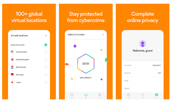 hexatech vpn for pc