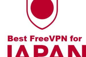 best free vpn for japan