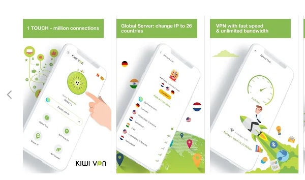 Download Free Kiwi VPN for PC, Windows 10/8/7 and Mac - Free
