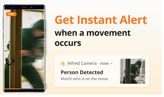 Alfred-security-camera-for-windows-features