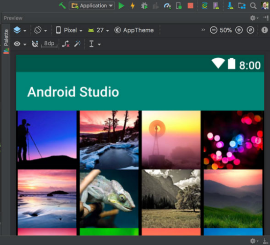 android studio emulator for windows
